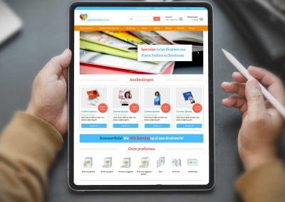 Onlinedrukwerk.eu webshop