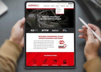 Rolbeugels website